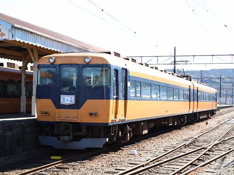 大井川鉄道 16000系 新金谷駅にて その2