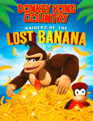 Donkey Kong Country: Raiders of the Lost Banana (2013)