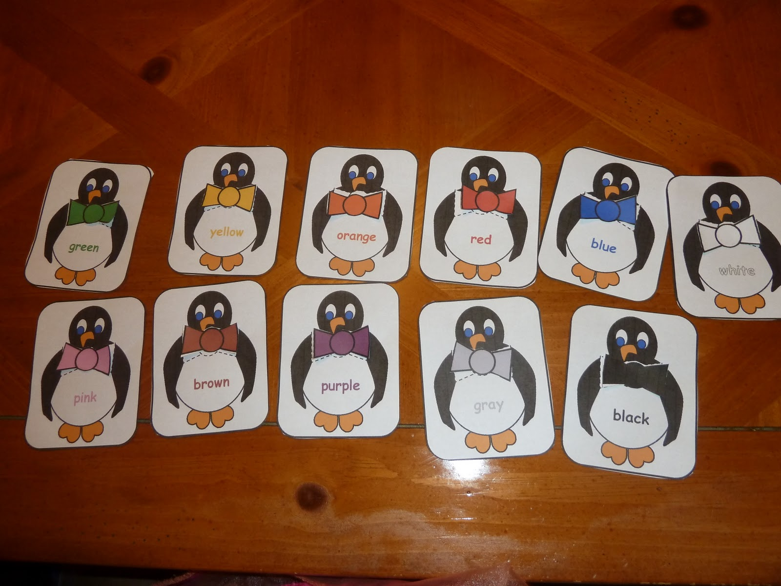 2 roll and color dice addition penguin roll and color