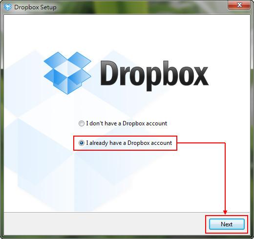 *免費申請帳號、基本入門使用教學:Dropbox 雲端使用教學(一) 6