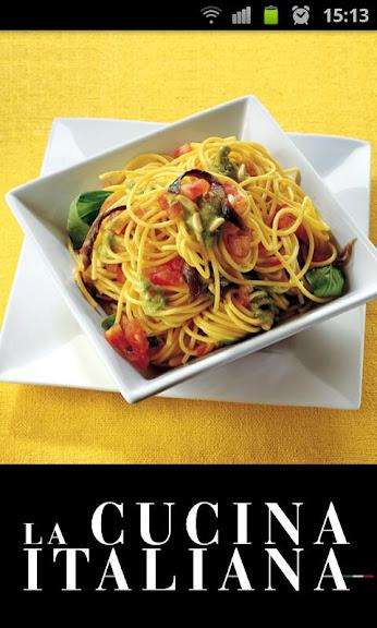 La cucina italiana le ricette arrivano sul nostro - Ricette cucina italiana ...