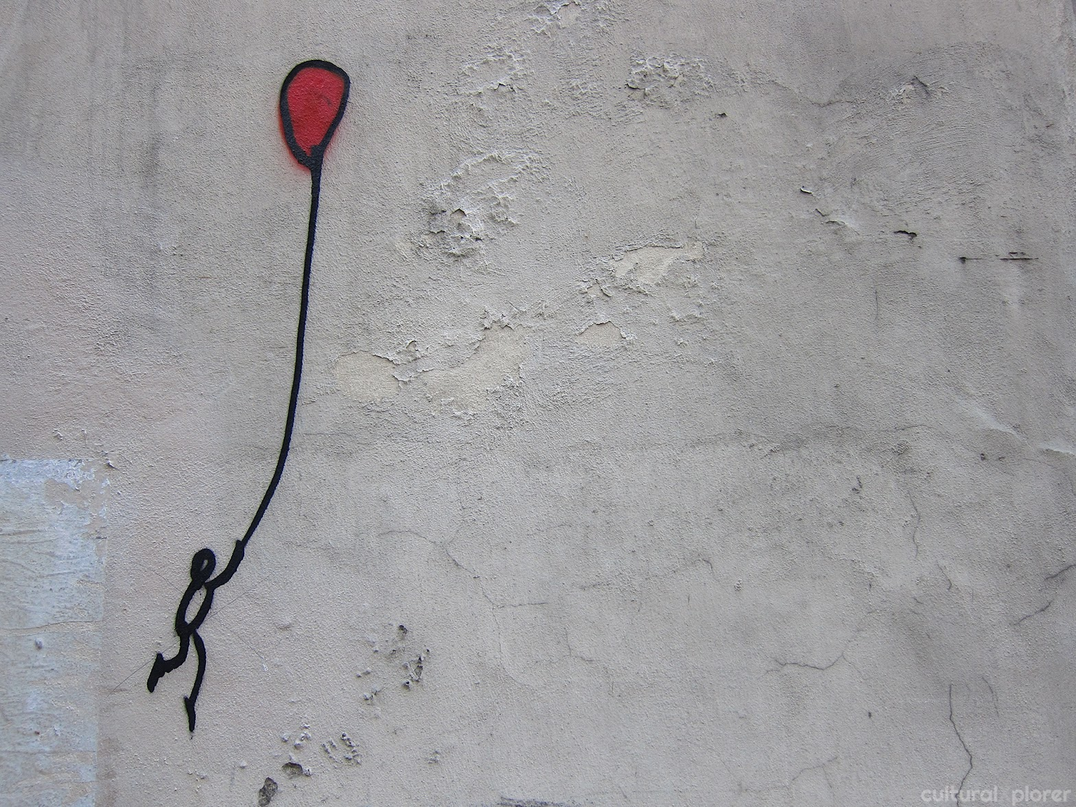 Street Art Florence Enter/Exit