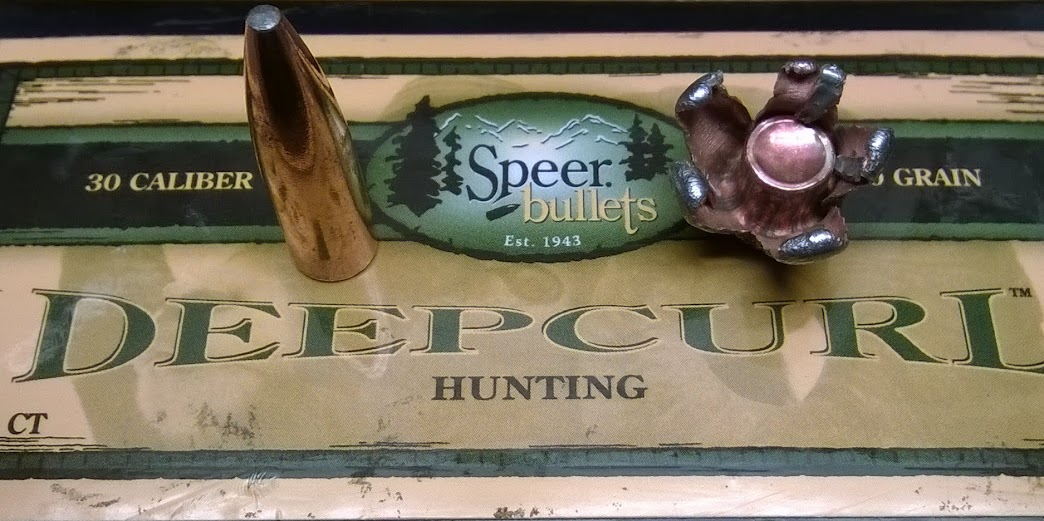 Why did Speer discontinue the Deep Curl bullet? - 24hourcampfire