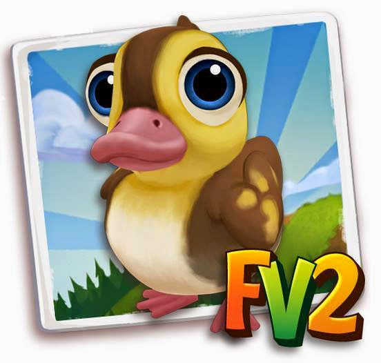 farmville 2 cheats for baby Muscovy Duck