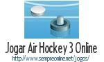 Jogo Air Hockey 3 Online