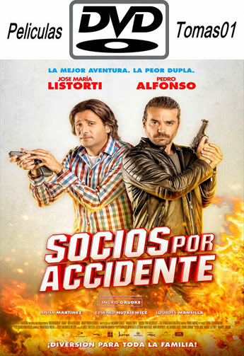 Socios por accidente (2014) DVDRip
