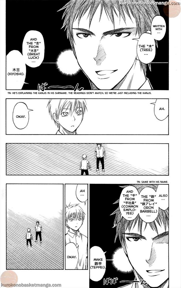 Kuroko no Basket Manga Chapter 54 - Image 02