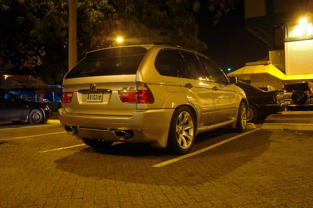 Bmw Automobiles Bmw X5 2001 Body Kit