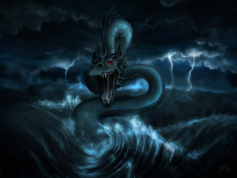 Black Dragon Wallpaper Widescreen