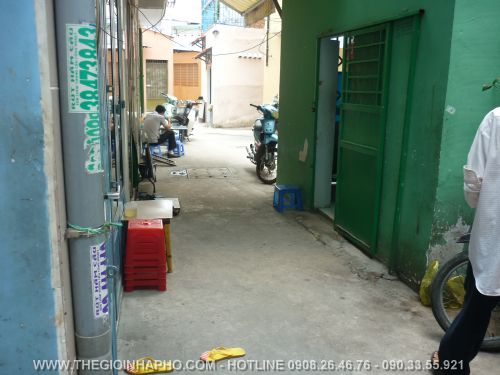 Bán nhà Hoàng Văn Thụ , Quận Phú Nhuận giá 1, 5 tỷ - NT24