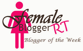 Female Blogger RT