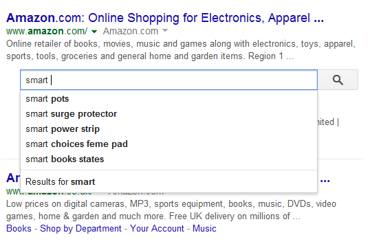 Google Sitesearch