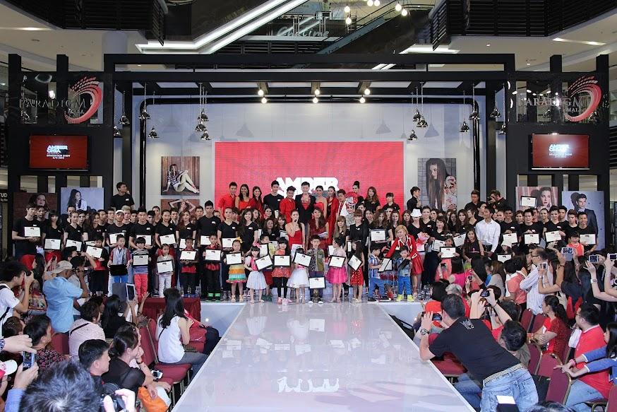 amber chia academy graduation
