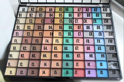 Elf 100pc palette