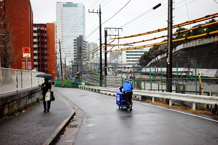 komazawa dori nakameguro entrance