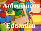 """""""autonomous"""