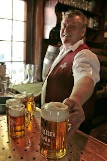Bamberg ist Bierstadt mit 10 Brauereien und über 50 verschiedenen Bieren