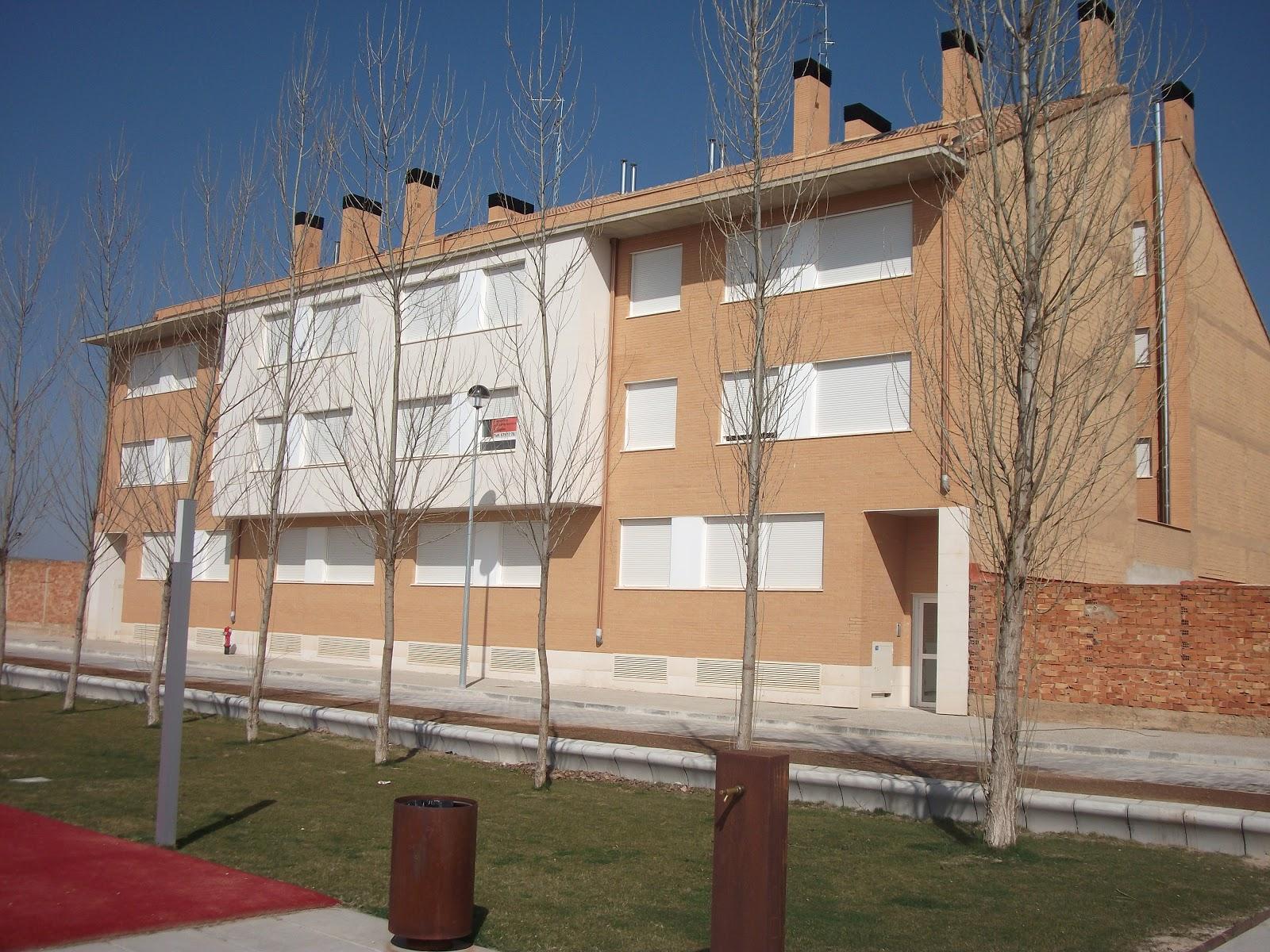 Arquitecto tecnico navarra 24 viviendas en arrubal logro o - Casa paz logrono ...