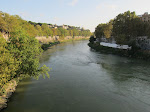 the River Tiber!