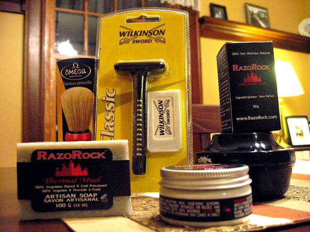 La Bella Figura and an Italian Barber Shaving Kit Giveaway