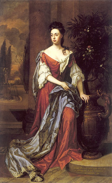 Godfrey Kneller - Dorothy Mason, Lady Brownlow