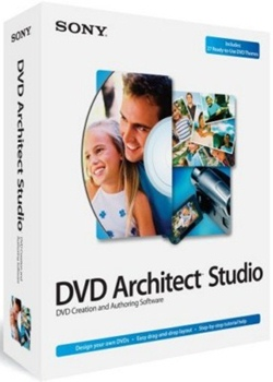Download - Sony DVD Architect Studio - 5.0.161 (2012)