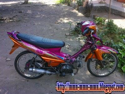 modifikasi jupiter z 115cc