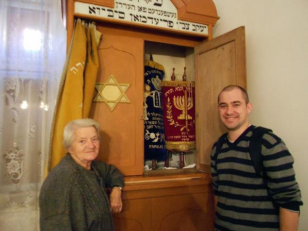 radu si doamna elena sinagoga sibiu