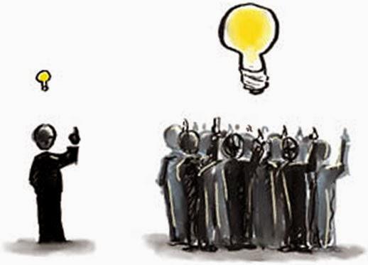 Crowdsourcing: donde la creatividad compartidano tiene límite