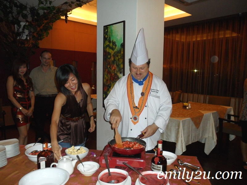 Preview of Impiana Hotel Ipoh's Oktoberfest 2011 Promotion