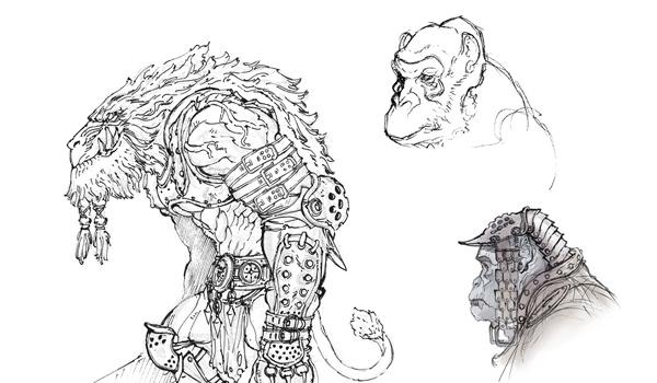 Lộ diện những hình ảnh đầu tiên về Black Sheep 13