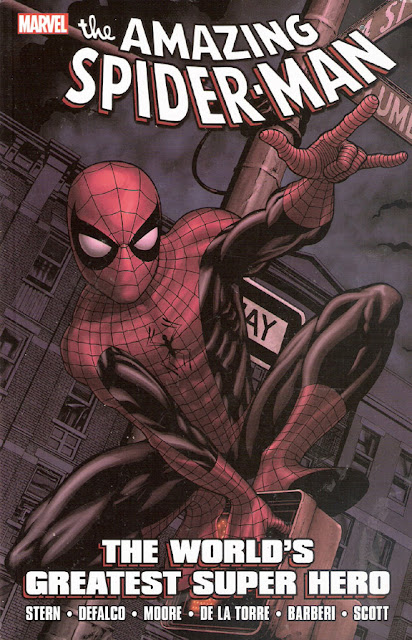 Spider-Man: The World's Greatest Super Hero cover
