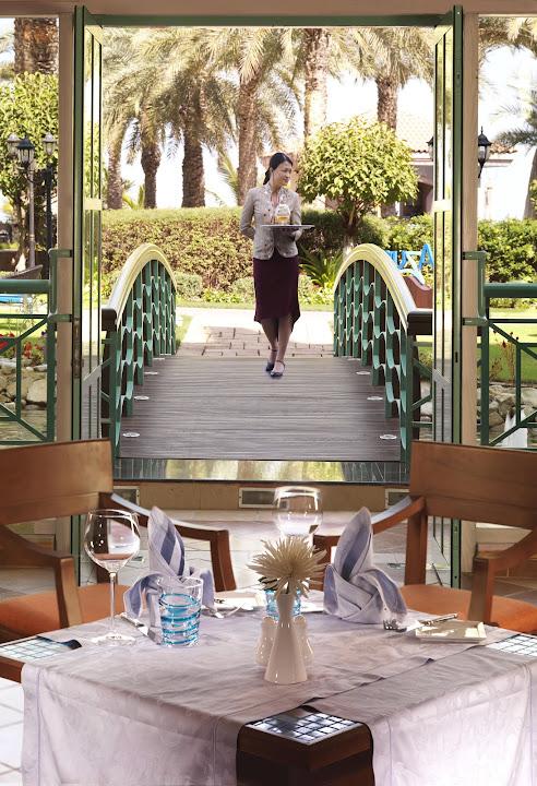 Al Raha Beach Hotel room