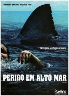 Download - Perigo em Alto Mar - DVDRip AVI Dublado
