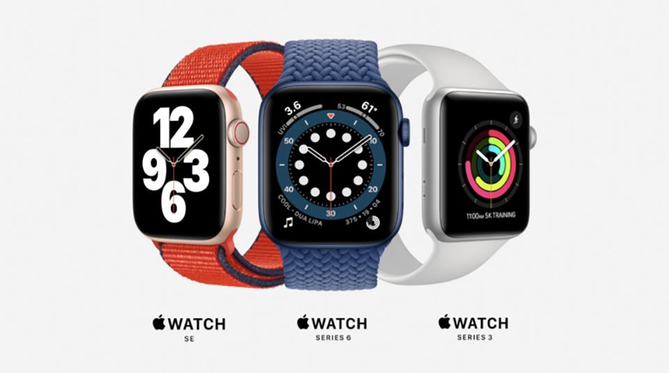 Sforum - Trang thông tin công nghệ mới nhất SE-vs-Series-3-2 So sánh Apple Watch SE với Apple Watch Series 3: Sự khác biệt là gì?