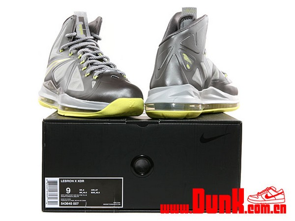 More Looks at Canary LeBron X That8217s Just Around the Corner