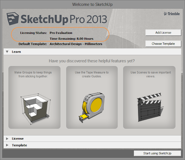 SkecthUp Pro 2013 Version 13.0.3689 Review Su2013re02