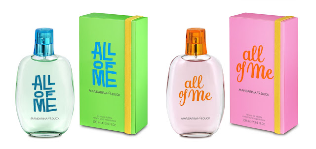 All of me parfum