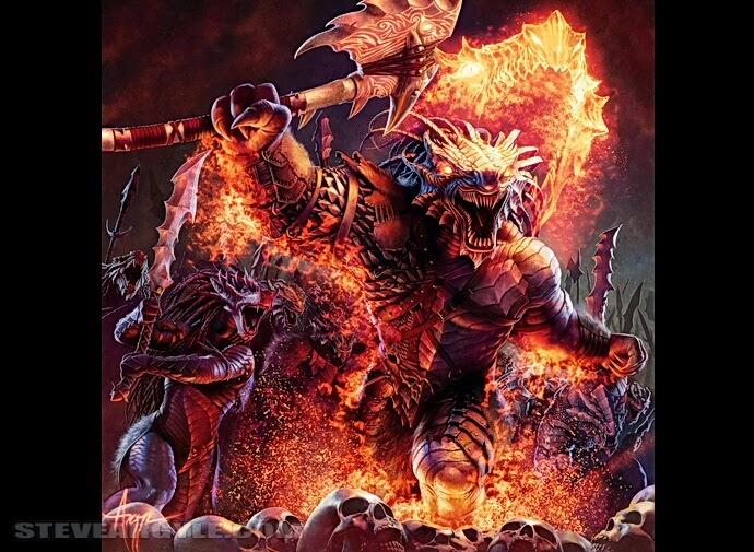 Dragonborn Barbarians