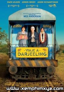 Đường Đến Tâm Linh - The Darjeeling Limited