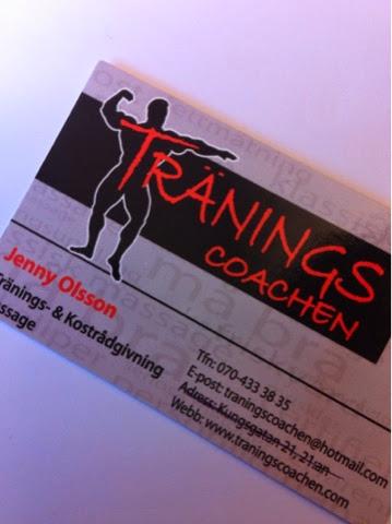 Träningscoachen