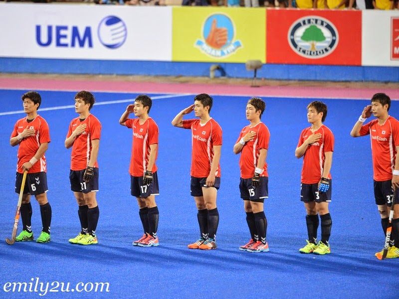 2015 Sultan Azlan Shah Cup – Match 17 - Korea 2 (1) - India 2 (4)