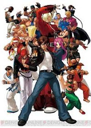 The King Of Fighters: Another Day - Thần quyền