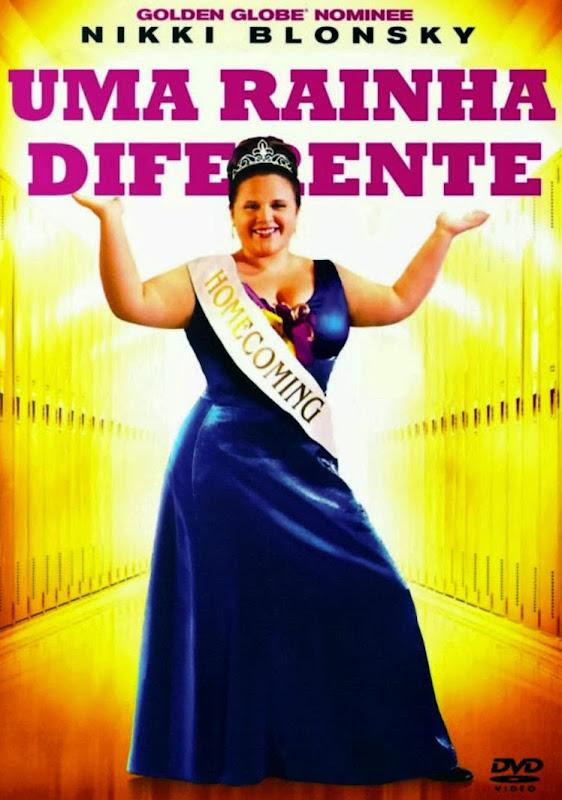 Filme Poster Uma Rainha Diferente DVDRip XviD & RMVB Dublado