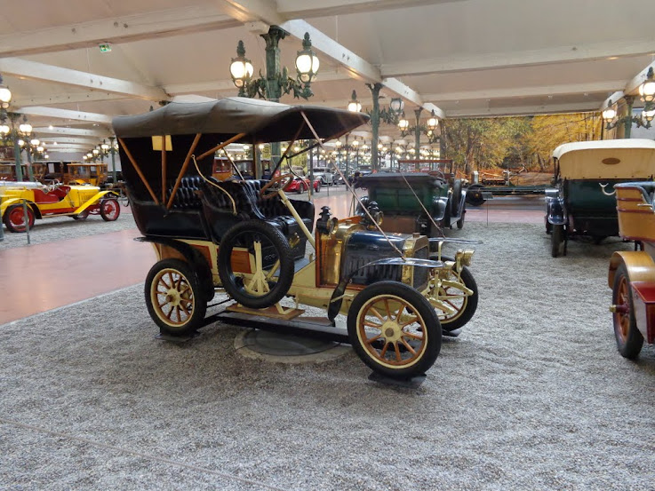 Musée Automobile de Mulhouse  DSC00971