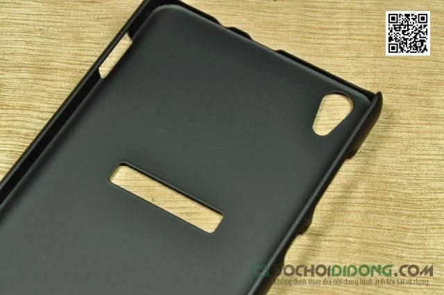 Ốp lưng Lenovo S850 Nillkin vân sần