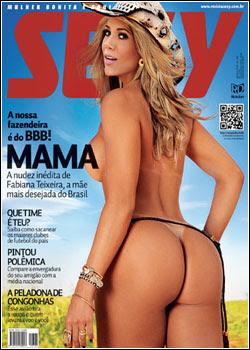 8 Download Sexy Fabiana BBB12 Agosto (2012) Baixar Grátis