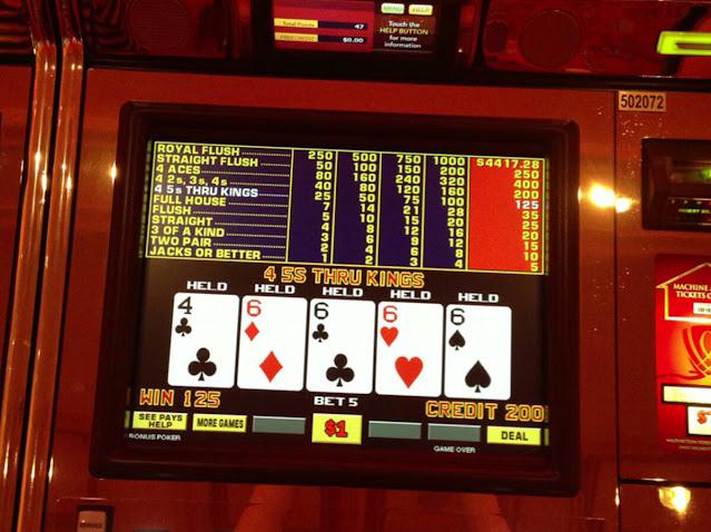 Wynn Video Poker