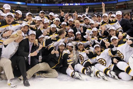 Bruins cup