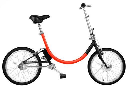 自転車の 折り畳み自転車 電動 : 電動に見えない折り畳み式 ...